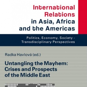 13.12.2018: Book launch: Untangling the Mayhem: Crises and Prospects of the Middle East