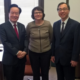 Byung Suk Lee's Research Stay at the University of Economics