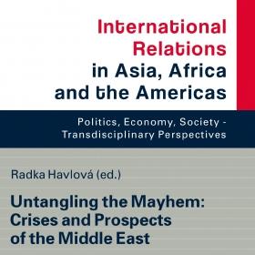 "13.12.2018: Křest knihy R. Havlové a kol. ""Untangling the Mayhem: Crises and Prospects of the Middle East"""